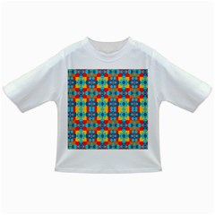 Pop Art Abstract Design Pattern Infant/Toddler T-Shirts
