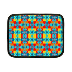Pop Art Abstract Design Pattern Netbook Case (small)
