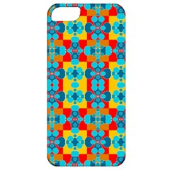 Pop Art Abstract Design Pattern Apple Iphone 5 Classic Hardshell Case