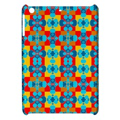Pop Art Abstract Design Pattern Apple Ipad Mini Hardshell Case