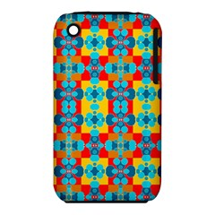 Pop Art Abstract Design Pattern Iphone 3s/3gs
