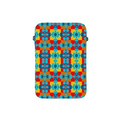 Pop Art Abstract Design Pattern Apple Ipad Mini Protective Soft Cases