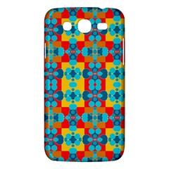 Pop Art Abstract Design Pattern Samsung Galaxy Mega 5 8 I9152 Hardshell Case