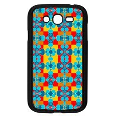 Pop Art Abstract Design Pattern Samsung Galaxy Grand Duos I9082 Case (black)