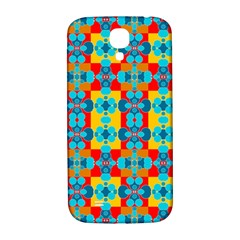 Pop Art Abstract Design Pattern Samsung Galaxy S4 I9500/i9505  Hardshell Back Case