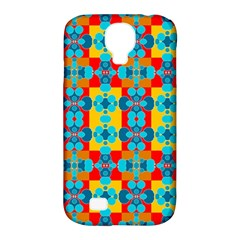 Pop Art Abstract Design Pattern Samsung Galaxy S4 Classic Hardshell Case (pc+silicone)