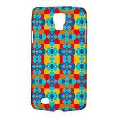 Pop Art Abstract Design Pattern Galaxy S4 Active