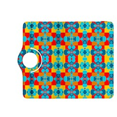 Pop Art Abstract Design Pattern Kindle Fire Hdx 8 9  Flip 360 Case