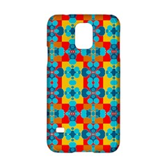 Pop Art Abstract Design Pattern Samsung Galaxy S5 Hardshell Case