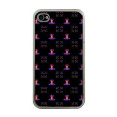 Chakras Apple Iphone 4 Case (clear)