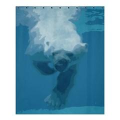Dive Shower Curtain 60  X 72  (medium)