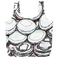 Eggs Full Print Recycle Bags (l)