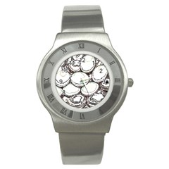 Eggs Stainless Steel Watch