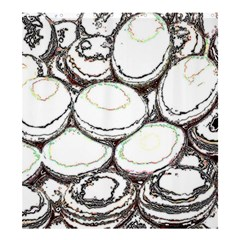 Eggs Shower Curtain 66  X 72  (large)