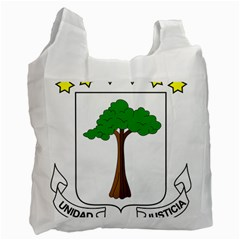 Coat of Arms of Equatorial Guinea Recycle Bag (Two Side)