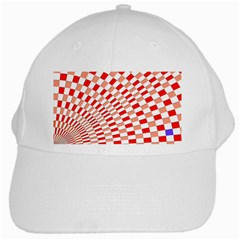 Graphics Pattern Design Abstract White Cap