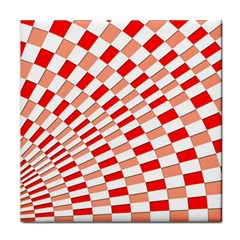 Graphics Pattern Design Abstract Tile Coasters