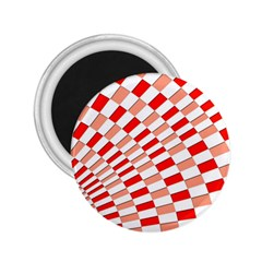 Graphics Pattern Design Abstract 2.25  Magnets