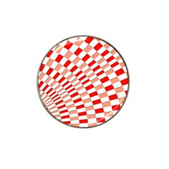Graphics Pattern Design Abstract Hat Clip Ball Marker (10 Pack)