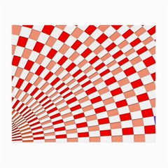 Graphics Pattern Design Abstract Small Glasses Cloth