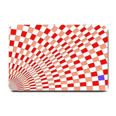 Graphics Pattern Design Abstract Small Doormat