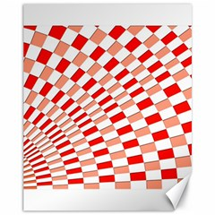 Graphics Pattern Design Abstract Canvas 11  x 14
