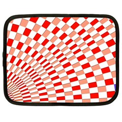 Graphics Pattern Design Abstract Netbook Case (large)