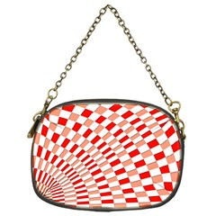 Graphics Pattern Design Abstract Chain Purses (one Side)