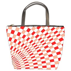 Graphics Pattern Design Abstract Bucket Bags