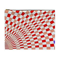 Graphics Pattern Design Abstract Cosmetic Bag (xl)