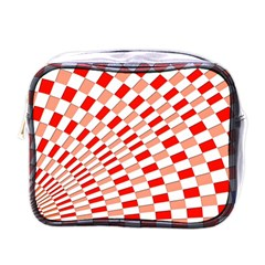 Graphics Pattern Design Abstract Mini Toiletries Bags