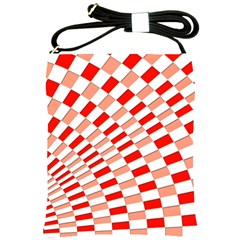 Graphics Pattern Design Abstract Shoulder Sling Bags
