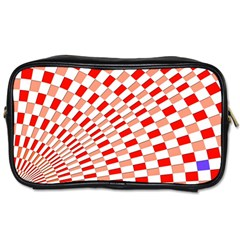Graphics Pattern Design Abstract Toiletries Bags 2 Side
