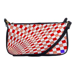 Graphics Pattern Design Abstract Shoulder Clutch Bags