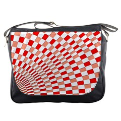 Graphics Pattern Design Abstract Messenger Bags