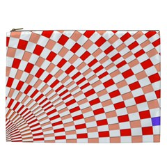 Graphics Pattern Design Abstract Cosmetic Bag (xxl)