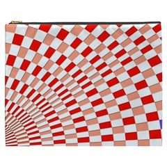 Graphics Pattern Design Abstract Cosmetic Bag (xxxl)
