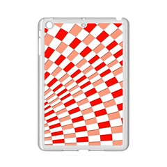 Graphics Pattern Design Abstract Ipad Mini 2 Enamel Coated Cases