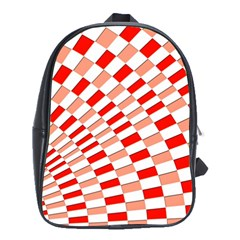 Graphics Pattern Design Abstract School Bags (xl)