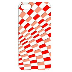 Graphics Pattern Design Abstract Apple iPhone 5 Hardshell Case with Stand