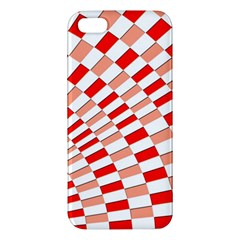 Graphics Pattern Design Abstract Apple Iphone 5 Premium Hardshell Case