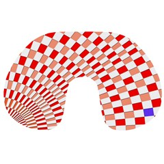 Graphics Pattern Design Abstract Travel Neck Pillows