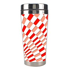 Graphics Pattern Design Abstract Stainless Steel Travel Tumblers