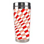 Graphics Pattern Design Abstract Stainless Steel Travel Tumblers Center