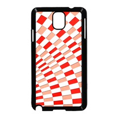 Graphics Pattern Design Abstract Samsung Galaxy Note 3 Neo Hardshell Case (black)