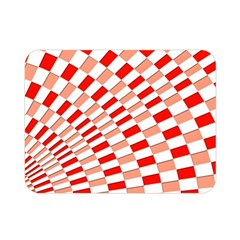 Graphics Pattern Design Abstract Double Sided Flano Blanket (mini)