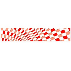 Graphics Pattern Design Abstract Flano Scarf (large)