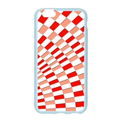 Graphics Pattern Design Abstract Apple Seamless iPhone 6/6S Case (Color)