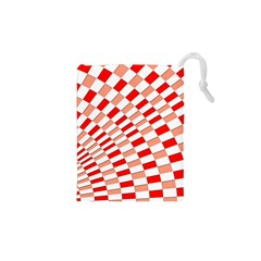 Graphics Pattern Design Abstract Drawstring Pouches (xs)