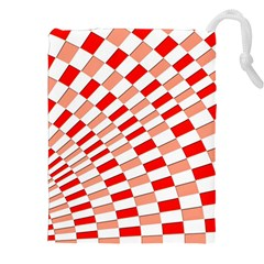 Graphics Pattern Design Abstract Drawstring Pouches (xxl)